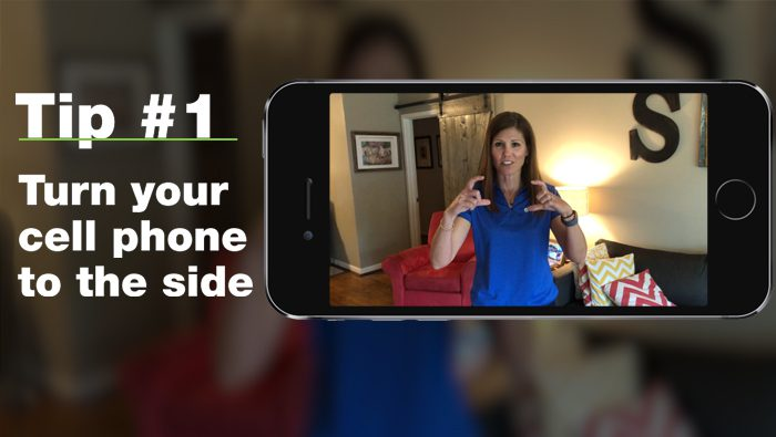 Turning Cell Phone Videos into Business Videos