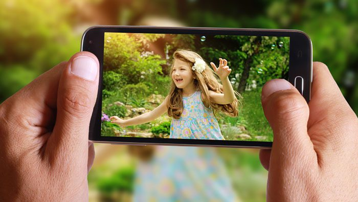 How To Record Your Child's Event