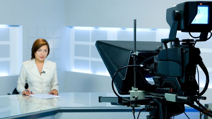 To Use or Not Use a Teleprompter?